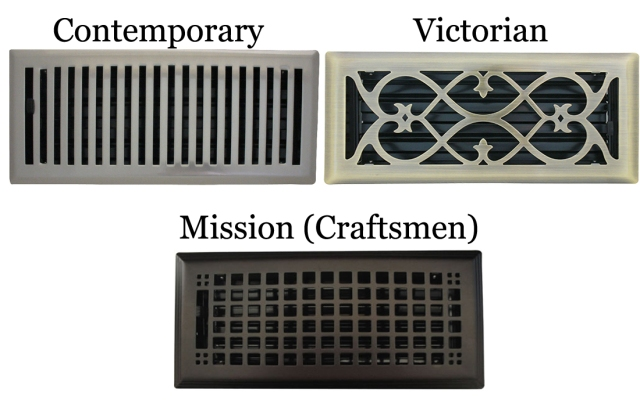 Where in the Heck do I find Decorative Wall Registers ...