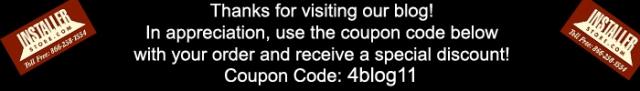 Installerstore Blog Discount Code
