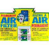 Permanent Air Filter