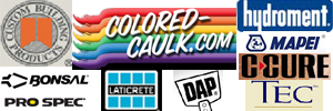 Installerstore - Colored Caulk