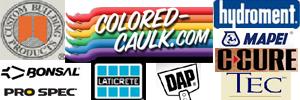 Installerstore - Colored Caulk