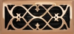 Installerstore Discount Copper Victorian Floor Register