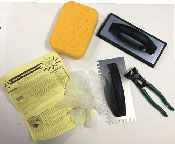 Grouting Tools Kit