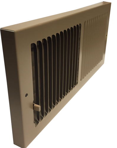 NEW Product – Shoemaker Brown Baseboard Grilles